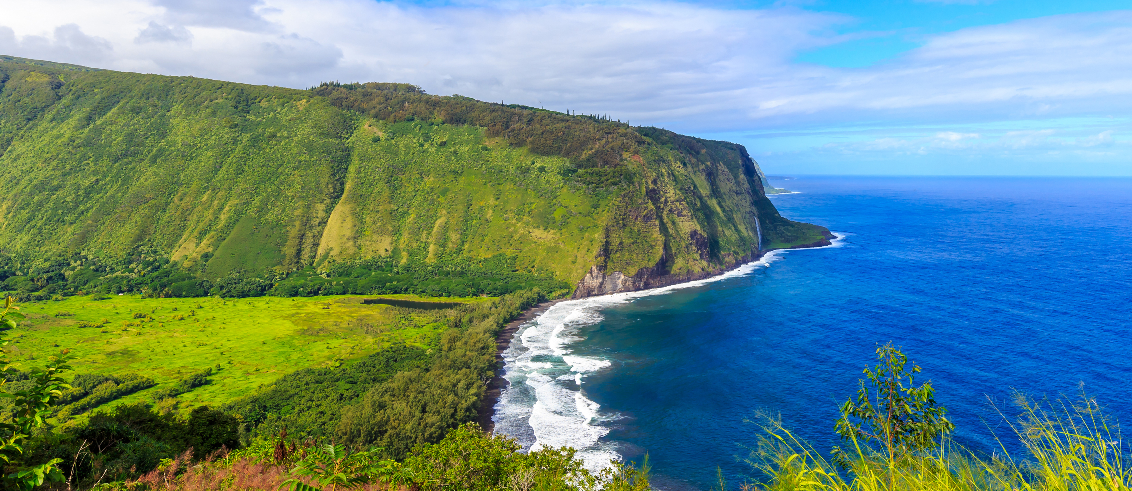 Waipio Valley Big Island Hawaii