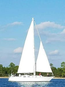 Sail boat Arminda