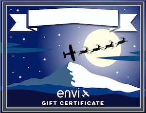 Envi Holiday Gift Certificate
