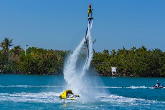 Myrtle Beach Flyboarding Jet Packs