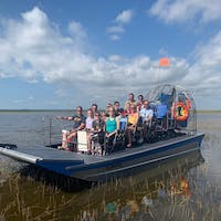 Wild Willy S Airboat Tours Airboat Rides Orlando