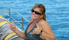 Jenna: Senior Captain and Marine Biologist