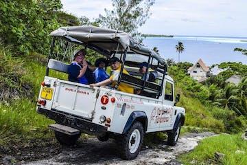 Polynesian Cultural Island Tour