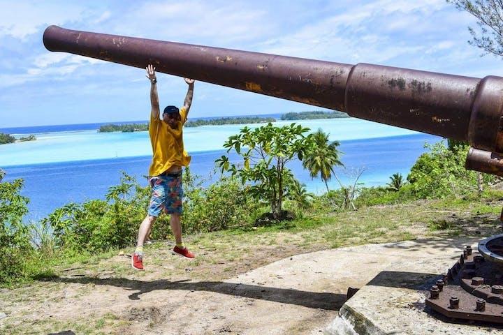 Private Island 4x4 Tour