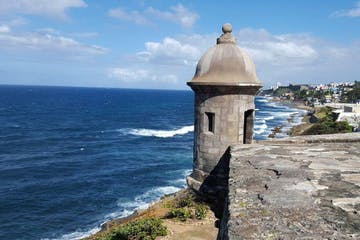 Old San Juan City – Bacardi Distillery