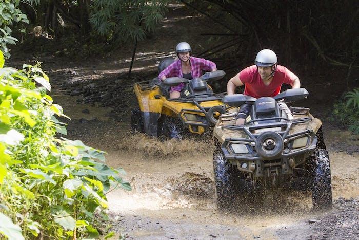El Yunque Rainforest Atv Tours In Puerto Rico Vip Tours