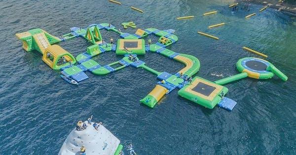Wibit Water Park Locations | Splash BC