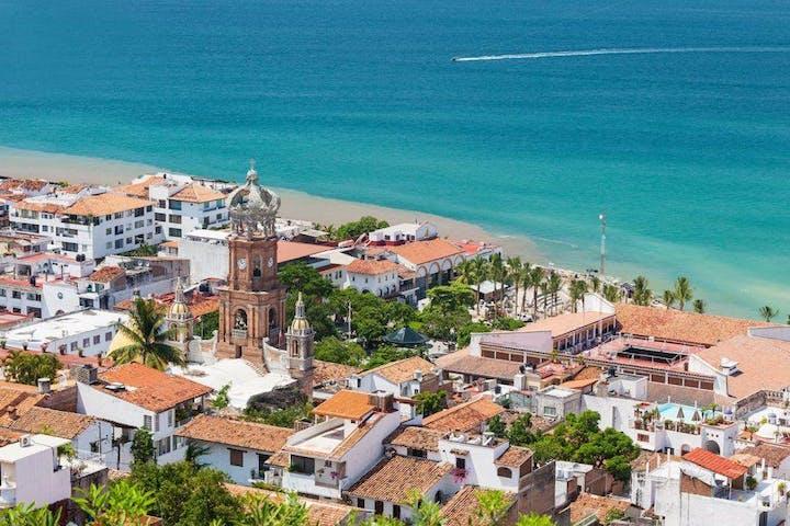 Puerto Vallarta city center