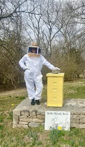 Beekeeping at Belle Meade