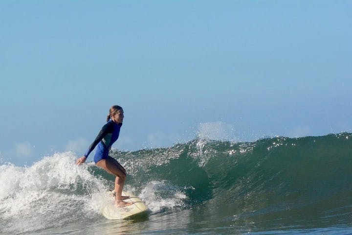 3 Day Surf Progression