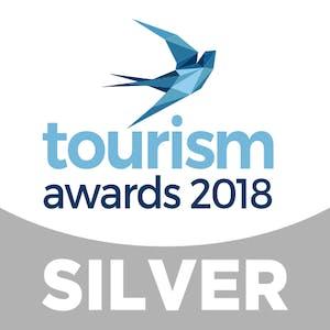 Tourism Awards Silver 2018