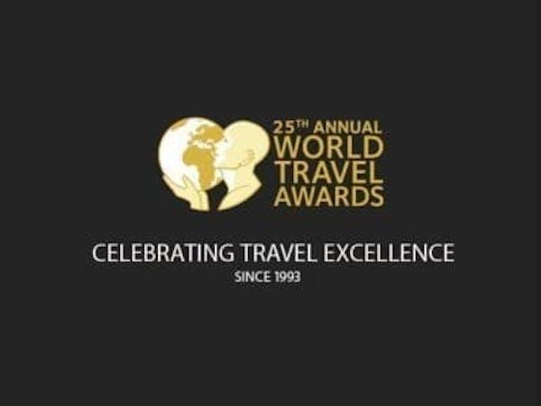 25th annual world travel awards logo