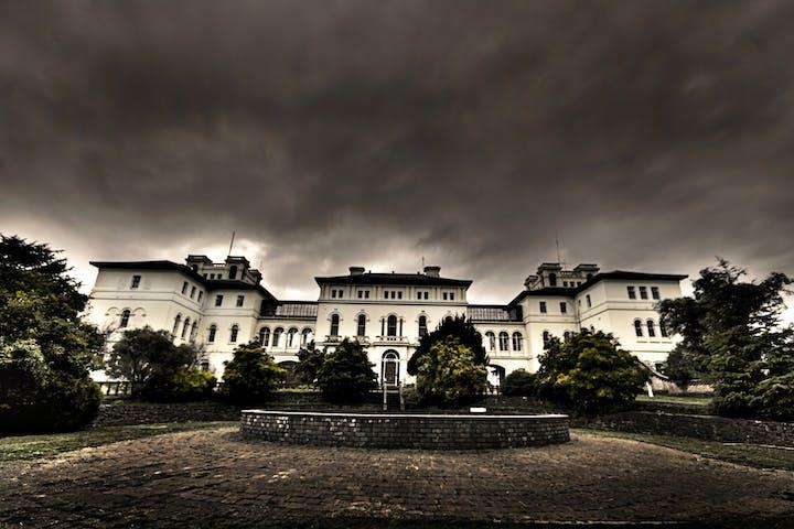 aradale mental asylum entrance