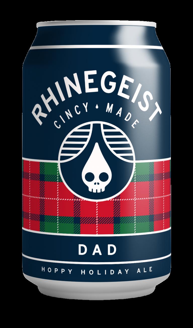 Local Cincinnati Gift Idea - Rhinegeist Beer