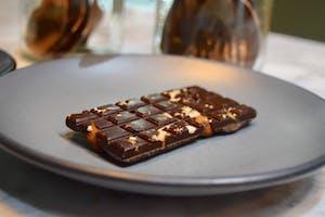 Oscuro Puro Chocolate y Semillas