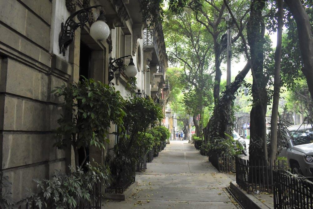 Calle de la Colonia Roma
