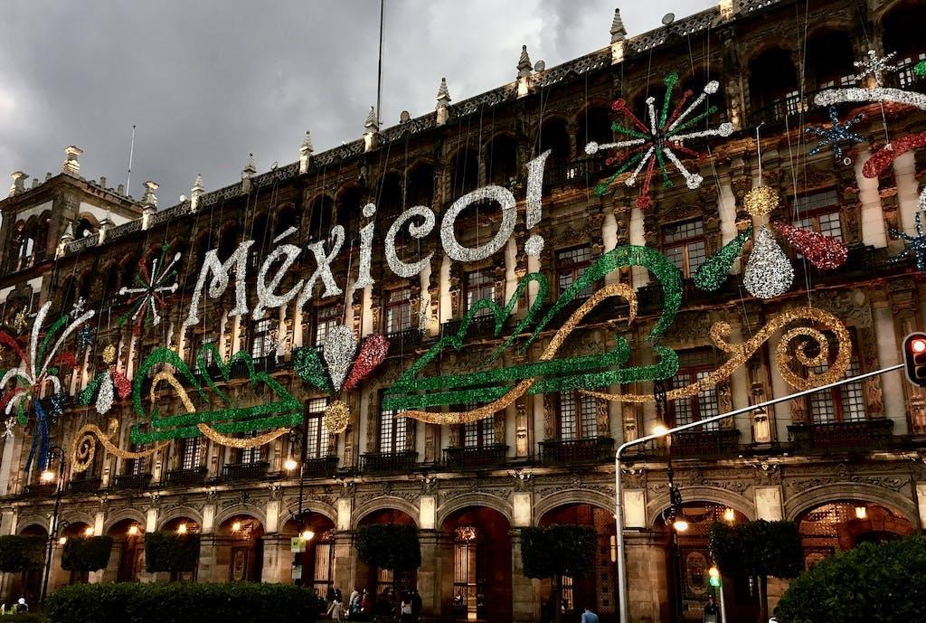 Mexico City building