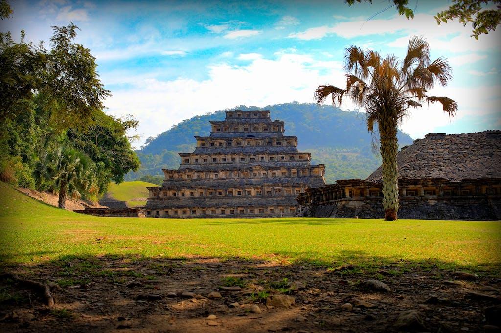 Veracruz pyramid