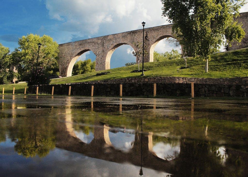 Chihuahua aqueduct