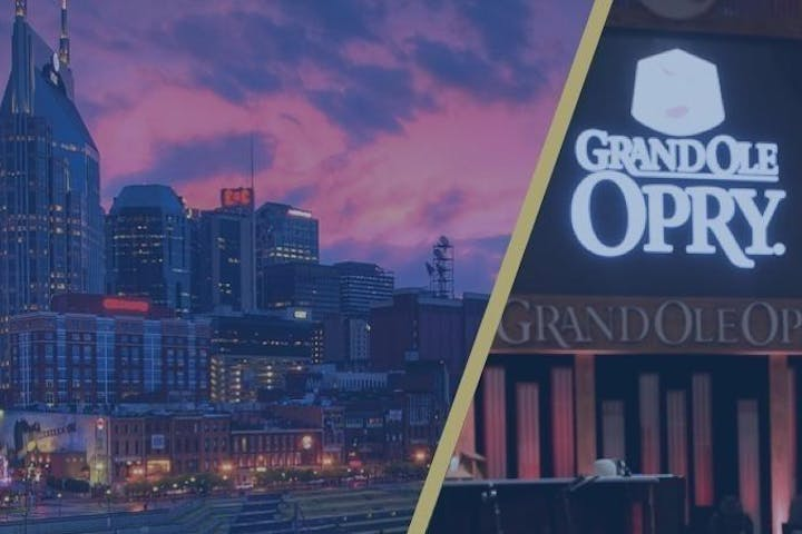 Grand Ole Opry House & Discover Nashville combo