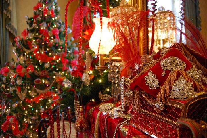 Jeweled Christmas at The Towers