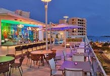 Rooftop bar in Sarasota, FL