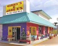 Exterior of Ginny's and Jane E's in Sarasota, FL