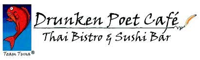Drunken Poet Cafe logo