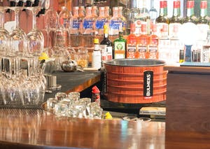 Bulmers bar Ireland