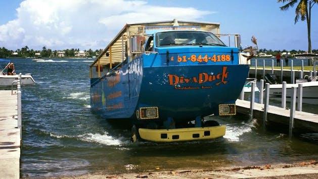 Duck Tour Palm Beach