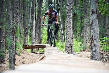 bike bridge