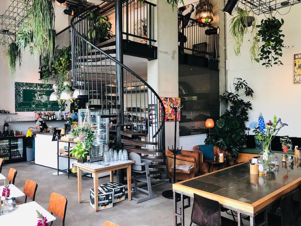 Benji's cafe amsterdam