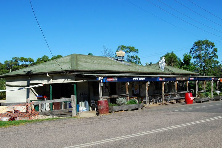 Historic Wollombi Tavern