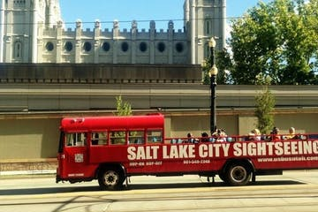 salt lake city tour bus driving