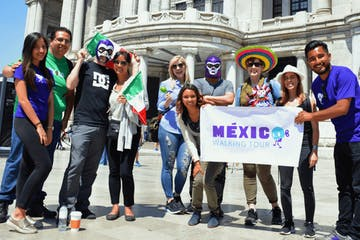 Free Walking Tour with Mexico Walking Tour
