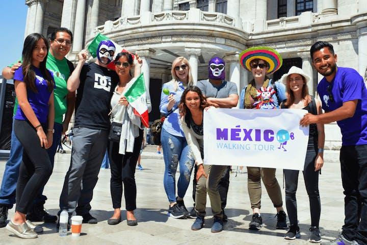 Free Walking Tour with Mexico Walking Tour