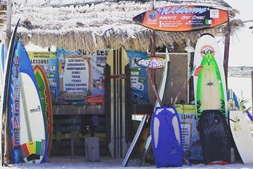 Boogieboard Rental shop