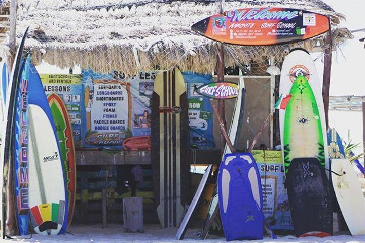 Boogieboard Rental shop