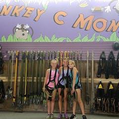 Monkey C Monkey Do | Zipline & Ropes Course Maine