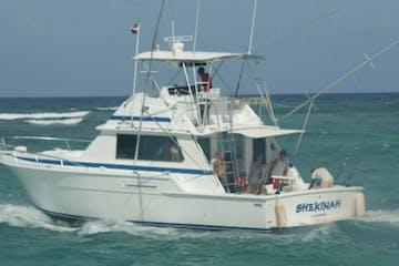 Deep Sea Fishing Charter Pink Cat Punta Cana