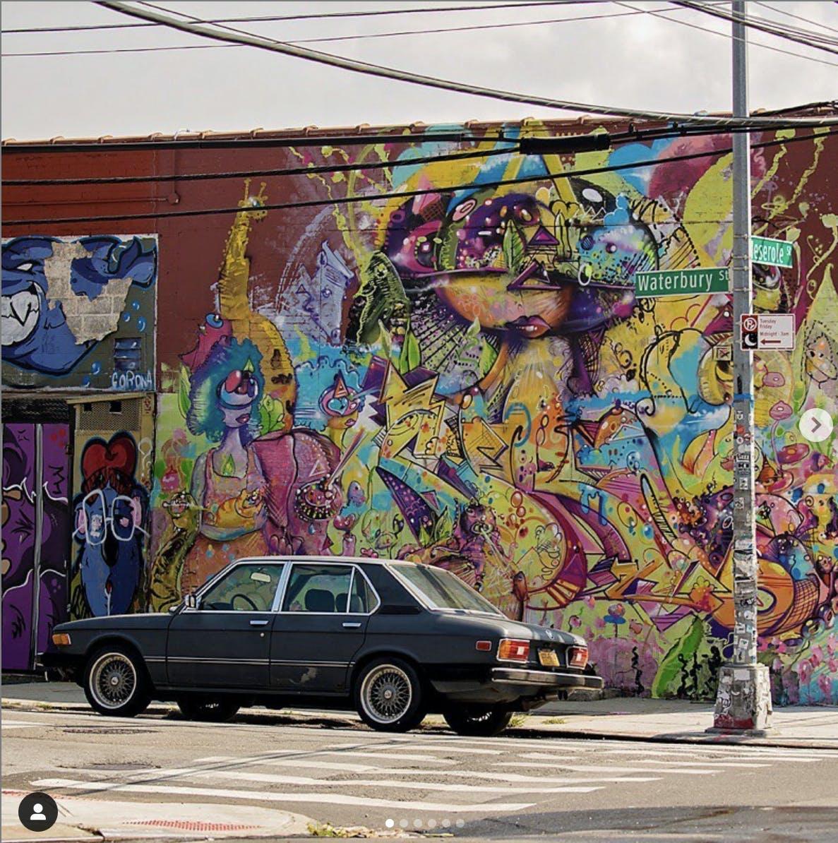 2 murals check messages custom order for the-monseys