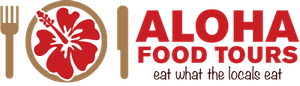 Aloha Food Tours Logo