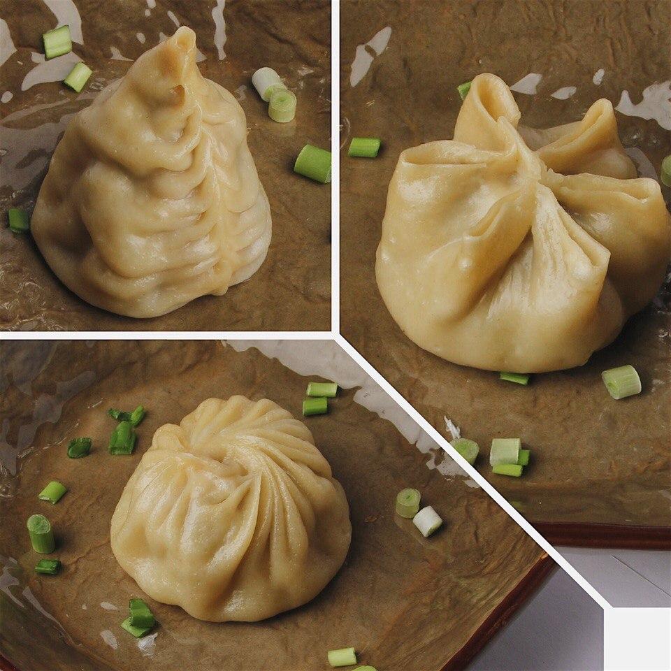 Masterpieces of Buryat cuisine