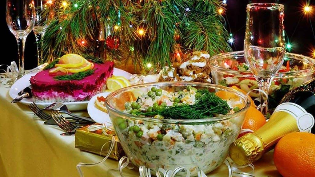 Olivier salad