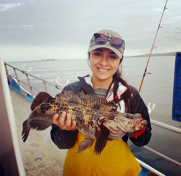Sea Goddess Naturalist, Samantha Mendez