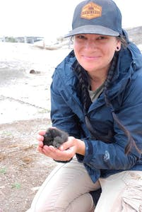 Sea Goddess Naturalist, Tamara Russell
