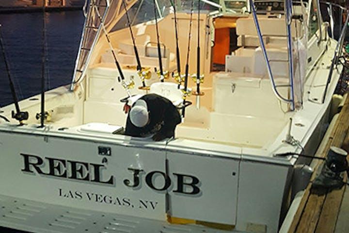 Reel Job - 35' CABO