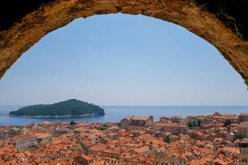 Dubrovnik panoramic views