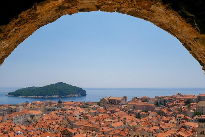 Dubrovnik panoramic views