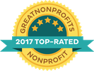 Top Rated Non Profit Badge